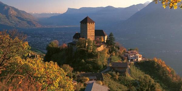 Schloss Tirol: Wiege und Namensgeber des Landes.