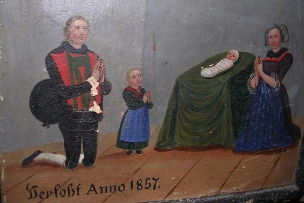 1857 Tracht Burggrafenamt