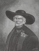 Blasius Trogman, Gemälde im Bergisel Museum Innsbruck.