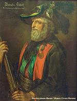 Valentin Tschöll, Gemälde im Stadtmuseum Meran.