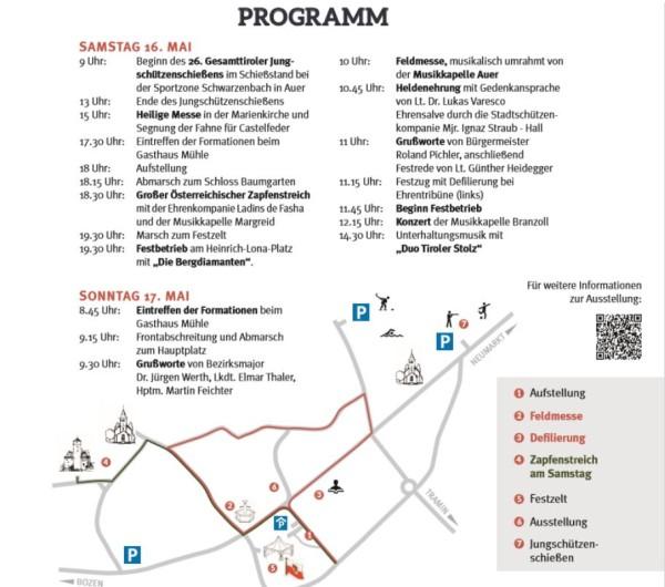 2015 Programm - Bezirksfest Unterland