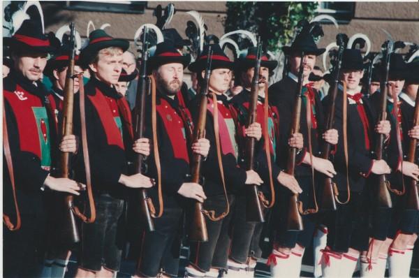 Sonderformation Burggrafenamt 1995