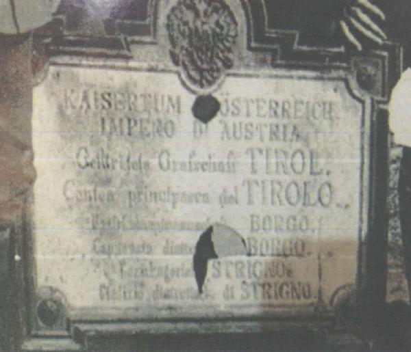 2015_Meran Grigno_SK Meran Enthüllung Grenztafel Österreich Italien Valsugana Welschtirol (4)