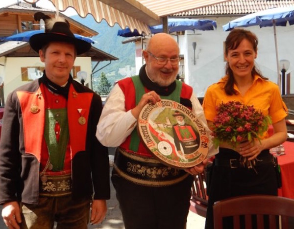 Ignaz Prünster - SK Dorf Tirol