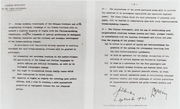 pariser vertrag 1946