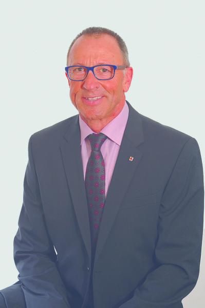 Horst Margesin, Vizebürgermeister der Marktgemeinde Lana seit 2015.