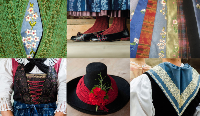 Bezirksfest Collage
