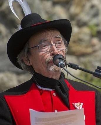 2017_Dorf Tirol_Festrede 40 Jahre SK Dorf Tirol Siegfried de Rachewiltz 01