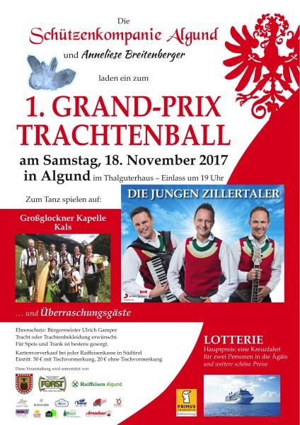 2017_Algund_Einladung 1.Grand-Prix Trachtenball