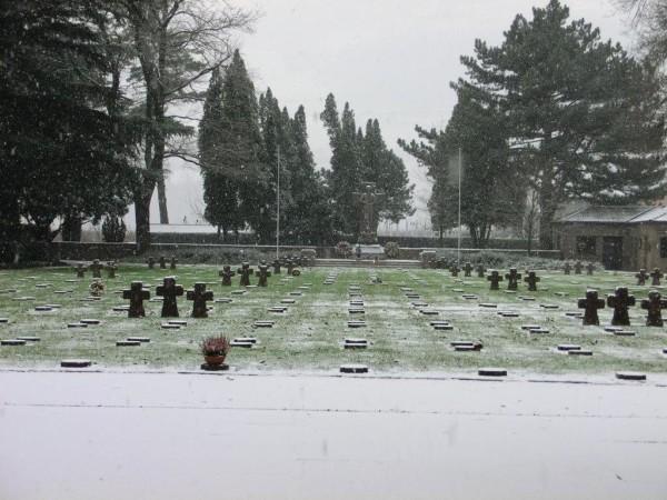 Soldatenfriedhof MERAN 2017