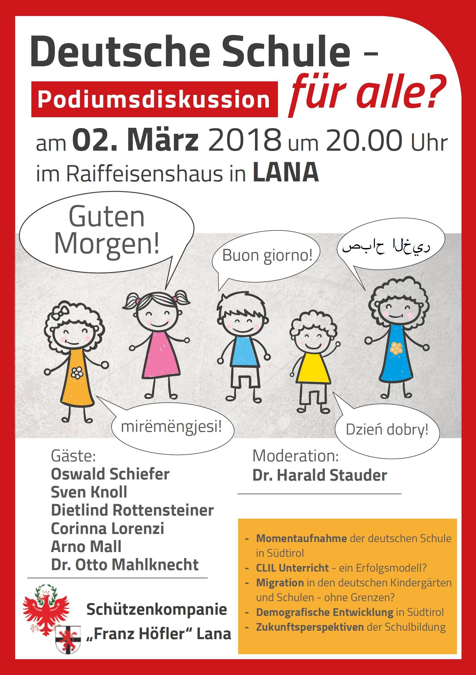 Deutsche Schule Für Alle Burggrafenamt Online