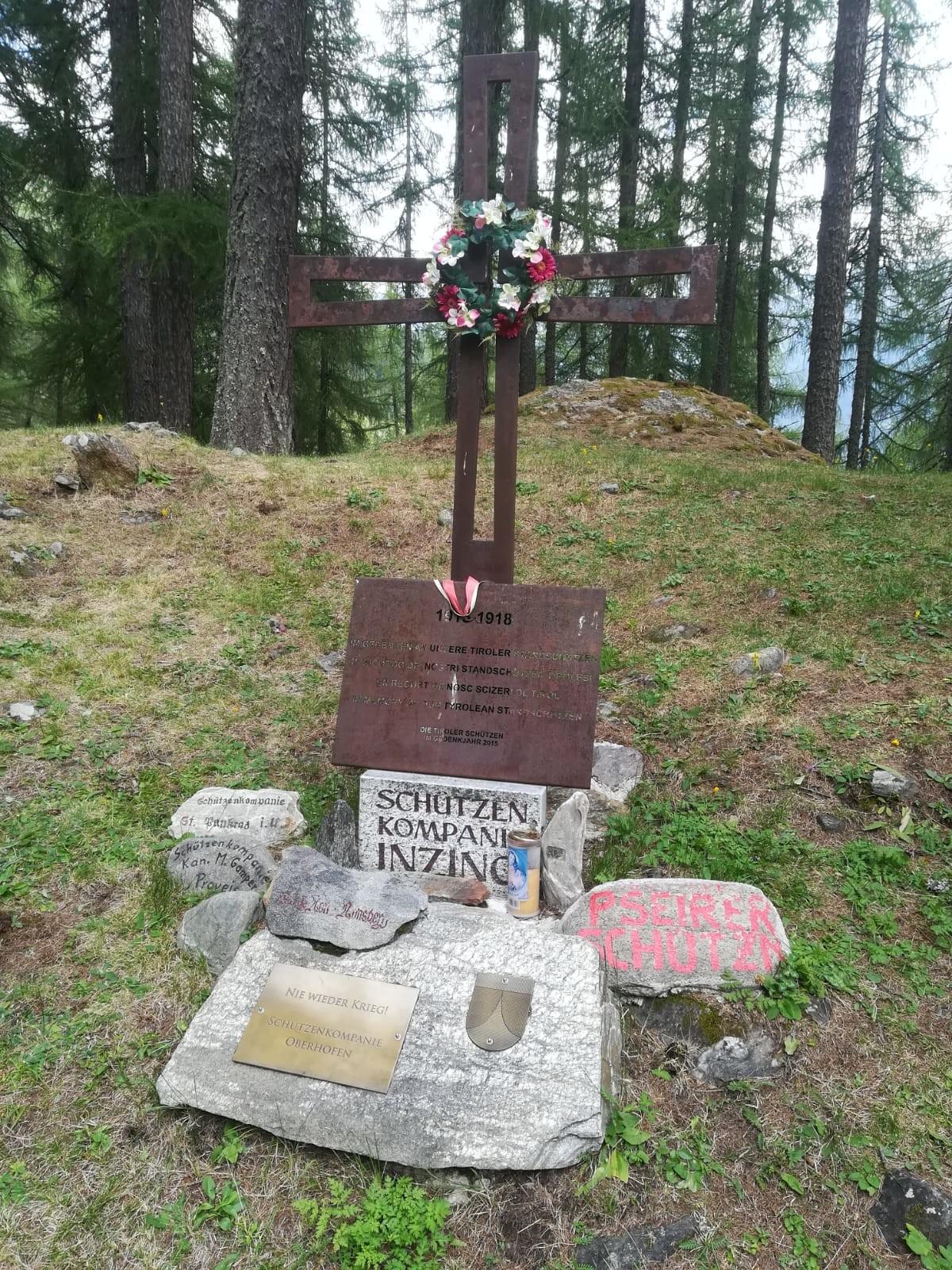 2018_Pejo_Ausflug nach Pejo SK St.Pankraz St.Nikolaus Proveis 01