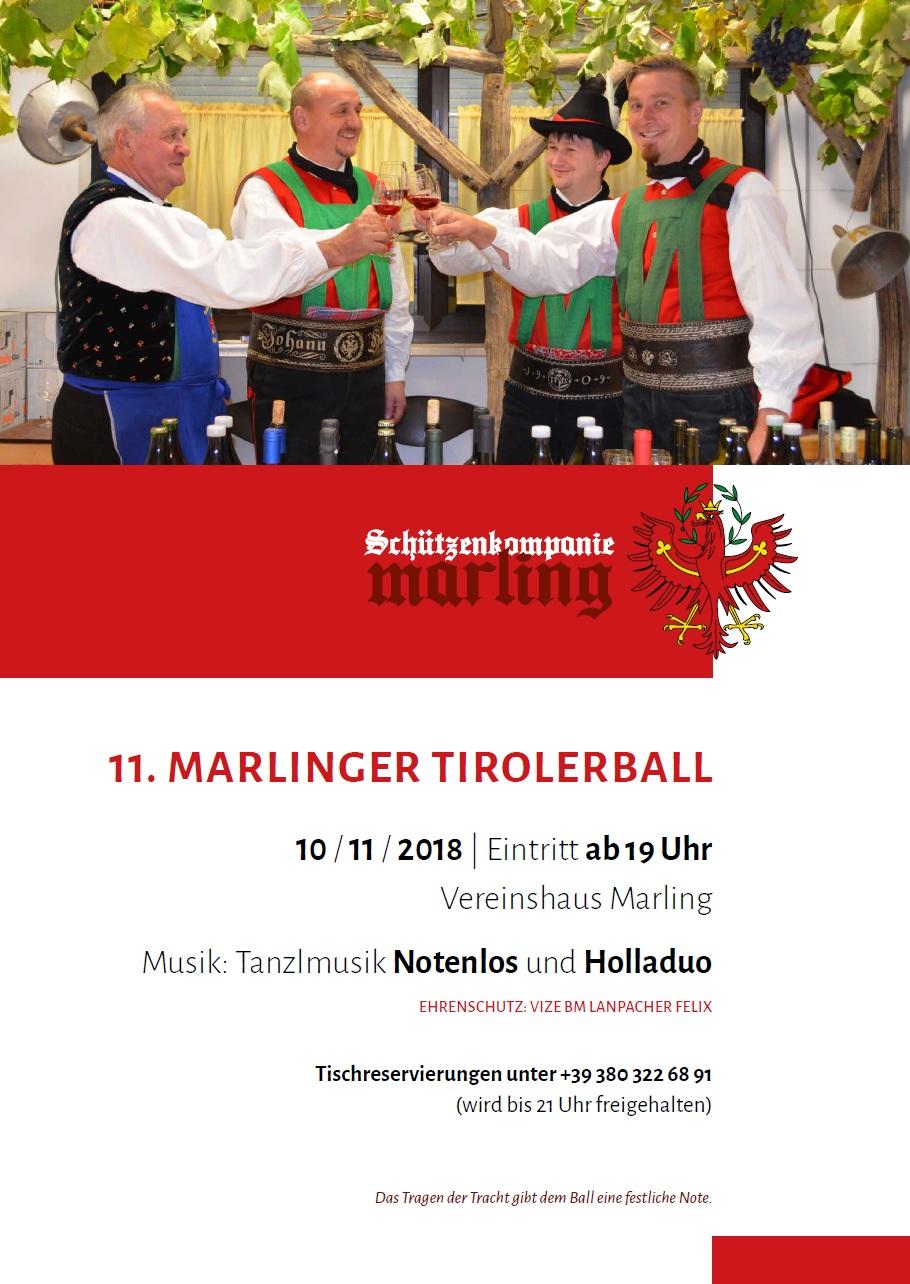 11.Tirolerball Marling 2018