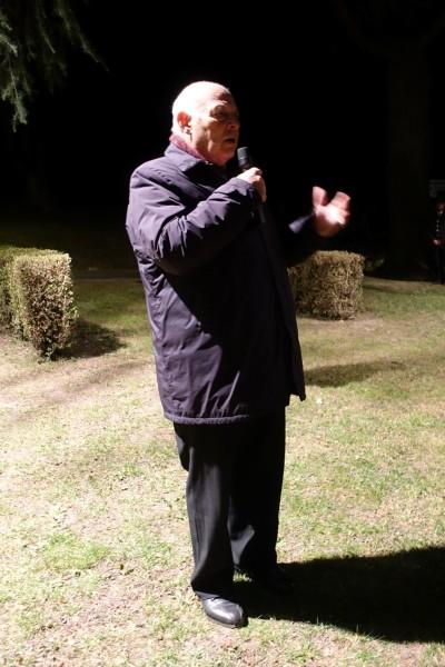Alt-Landeshauptmann Luis Durnwalder hielt die Gedenkrede