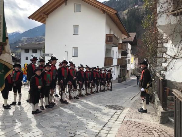 Andreas-Hofer-Feier St. Leonhard