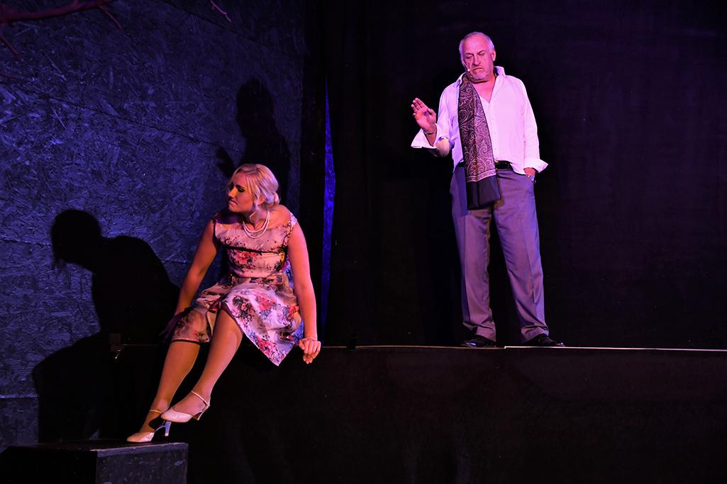 Meraner Festspiele - Luis Zagler 2021 - Im Bild Ruth und Oliver Pezzi - Foto Stephan Pircher_PRX_0032