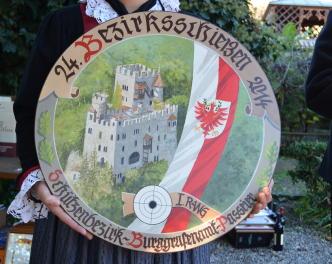 2015_Schießen Scheibe 2014_Bezirk Burggrafenamt Passeier