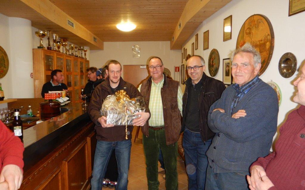 2015_Dorf Tirol_Freundschaftsschießen Dritter Gruppe A Schenna