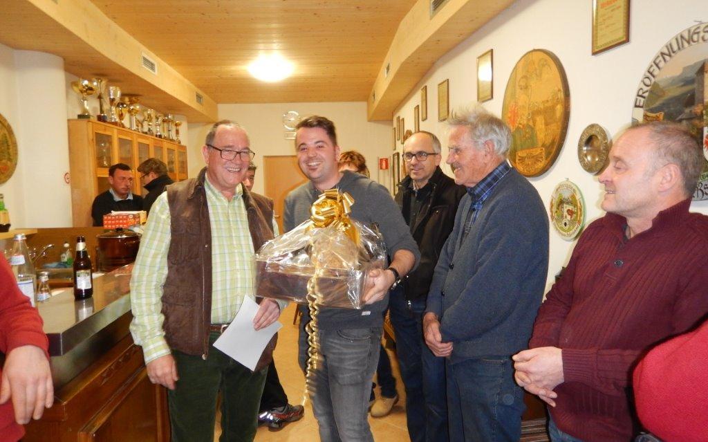 2015_Dorf Tirol_Freundschaftsschießen Zweiter Gruppe B St.Leonhard