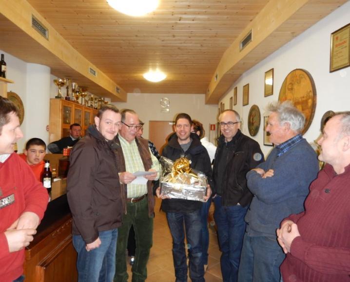 2015_Dorf Tirol_Freundschaftsschießen Zweiter Gruppe A Schenna