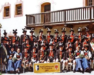Schützenkompanie St. Martin in Passeier