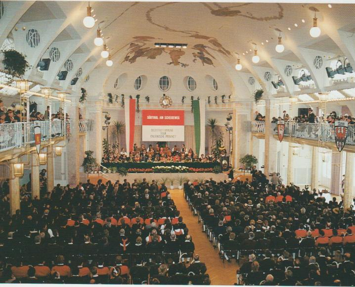 1992_Kurhaus Meran SSB Landesversammlung 1992