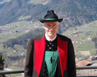 2015_Schenna_Alois Kröll_Bürgermeister Schenna