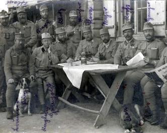 Vorschaubild Standschützenbataillons Meran II