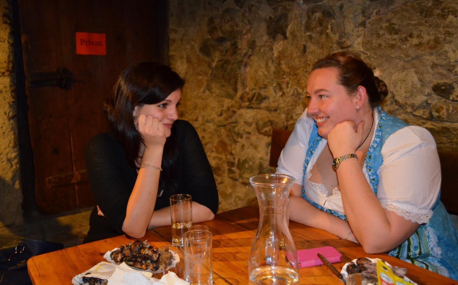2015_ St. Pankraz Bezirk_Törggelen Marketenderinnen (4) (Andere)