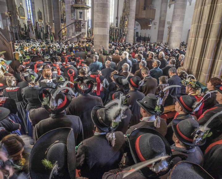 2015_St.Pauls_Sepp Kerschbaumer Gedenkfeier Kirche