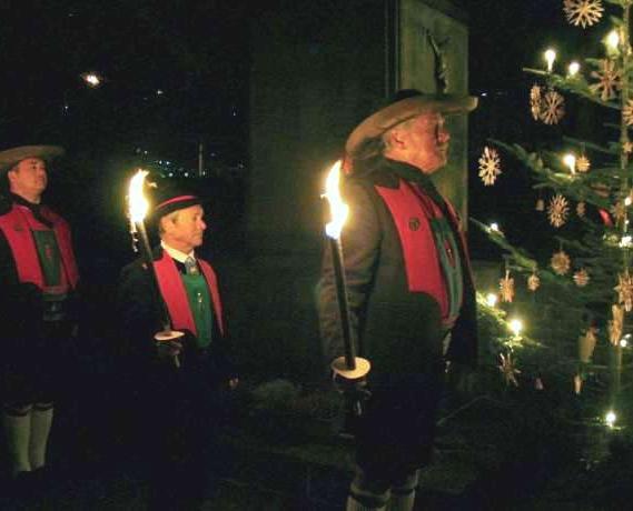 2015_Meran_Weihnachtsfeier Soldatenfriedhof Meran (2)