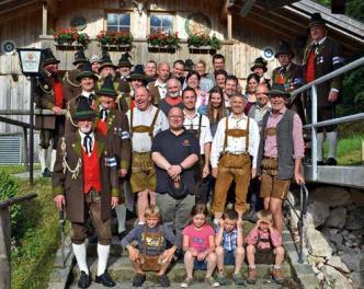 2016_burgstall-neubeuern-bayern_besuch-vergleichsschiessen-neubeuern001