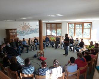 2016_Vigiljoch Lana Bezirk_Bezirkslehrgang Neumitglieder Seminar Fortbildung Burggrafenamt Passeier 013