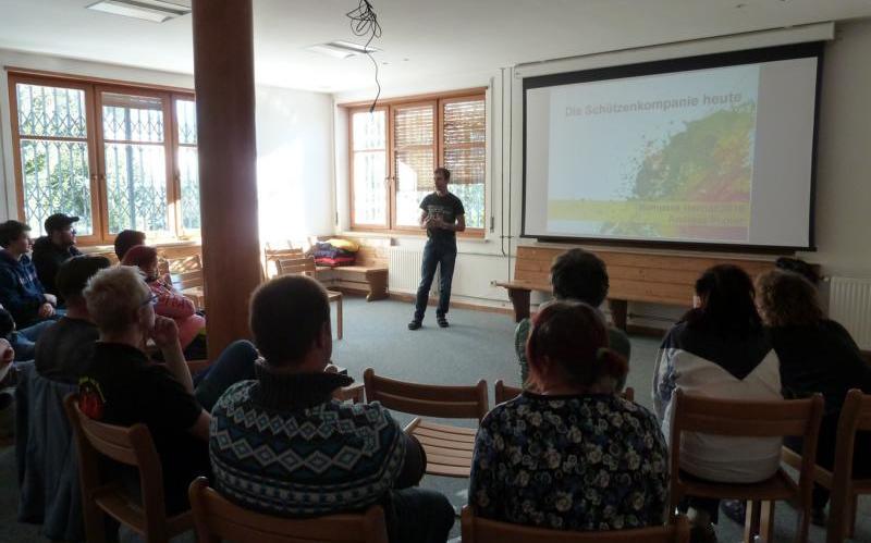 2016_Vigiljoch Lana Bezirk_Bezirkslehrgang Neumitglieder Seminar Fortbildung Burggrafenamt Passeier 009