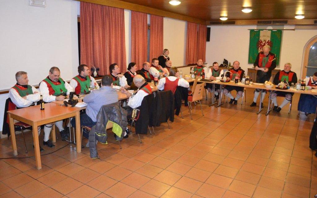 2017_Burgstall_Jahreshauptversammlung Burgstall (1)