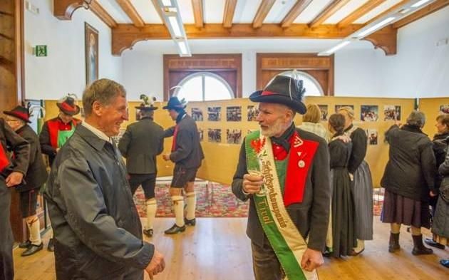 2017_Dorf Tirol_Andreas Hofer Gedenken Ehrung 015