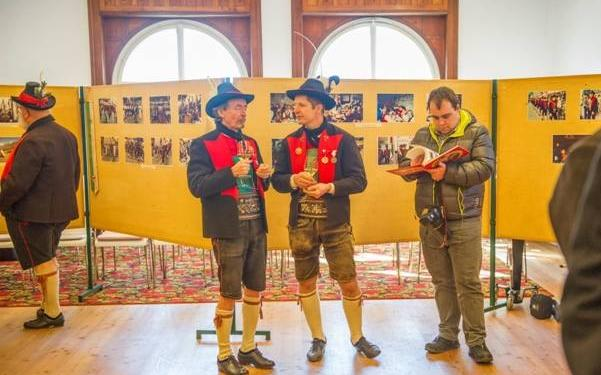 2017_Dorf Tirol_Andreas Hofer Gedenken Ehrung 016