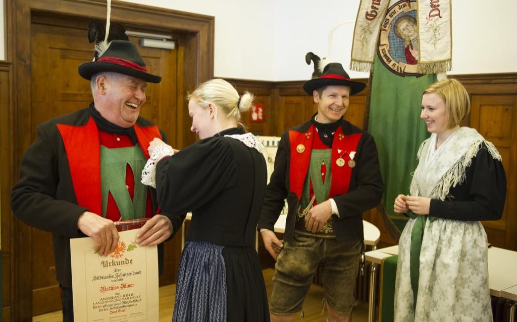 2017_Dorf Tirol_Andreas Hofer Gedenken Ehrung (2)