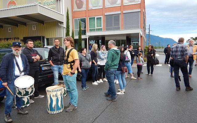 2017_Algund_Marketenderinnen Tamperer Bezirksleitung Exerzieren (1)