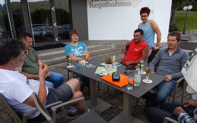 2017_Dorf Tirol_Arbeiten 40 Jahr Feier Vorbereitung (7)
