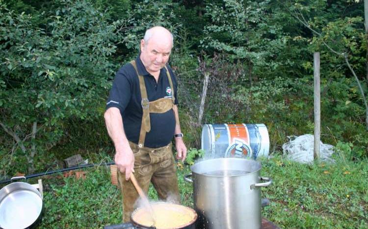 2017_Meran Hafling_SK Meran Sommer Grillfest in Hafling (2)