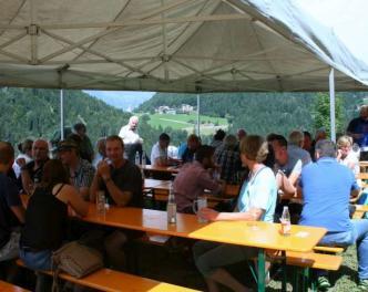 2017_Meran Hafling_SK Meran Sommer Grillfest in Hafling (6)