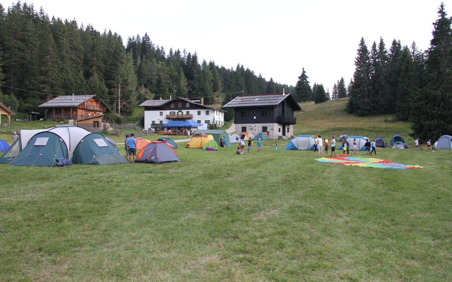 2017_Burgstall Lana Vigiljoch_Sk Burgstall Jungschützen Zeltlager (8)