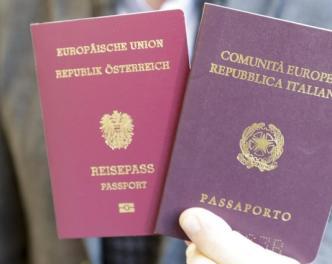 Doppel Pass Österreich Italien
