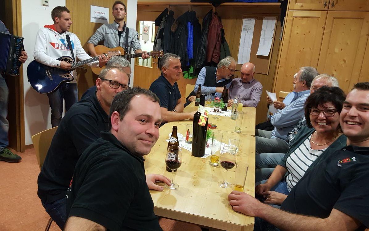 2017_Burgstall_Freundschaftsschießen SK Burgstall in Wildermieming (6)