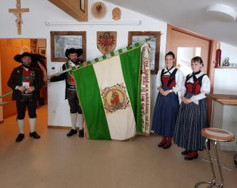 2018_St.Pankraz_Jahreshauptversammlung Angelobung Felicia Gamper und Stefanie Ungerer