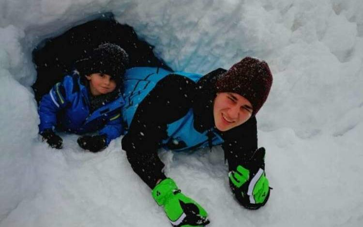 2018_Meran Ulten Winterwanderung Flatschberg Alm (3)