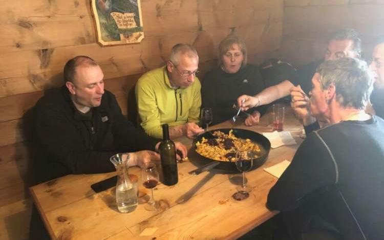 2018_Meran Ulten Winterwanderung Flatschberg Alm (9)