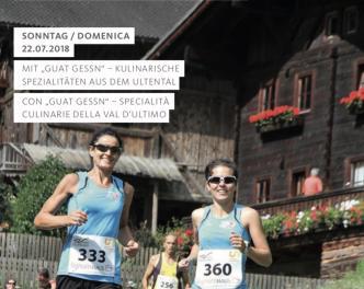 14. Ultner Höfelauf 2018 - 2