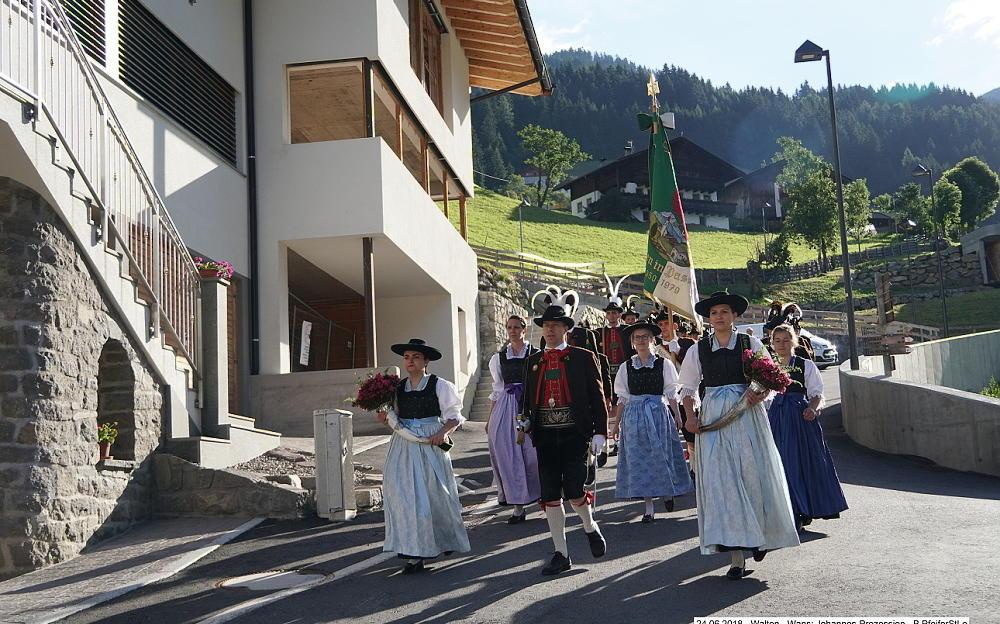 2018_Walten_Johannes Prozession 02